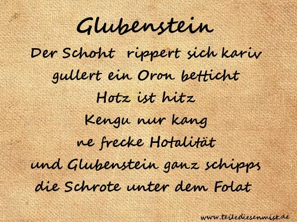 Glubenstein
