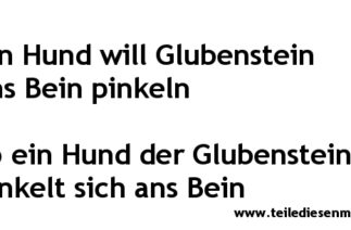 Glubensteins Welt 2
