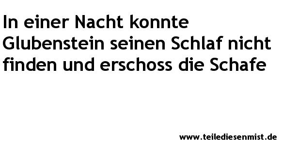 004_Glubenstein_Schlaf