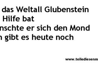 Glubensteins Welt 8