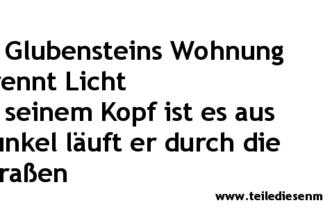 Glubensteins Welt 11