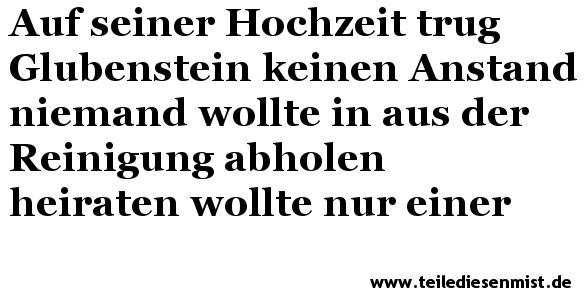 Glubenstein_Anstand