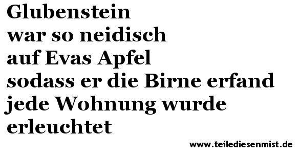 Glubenstein_Birne